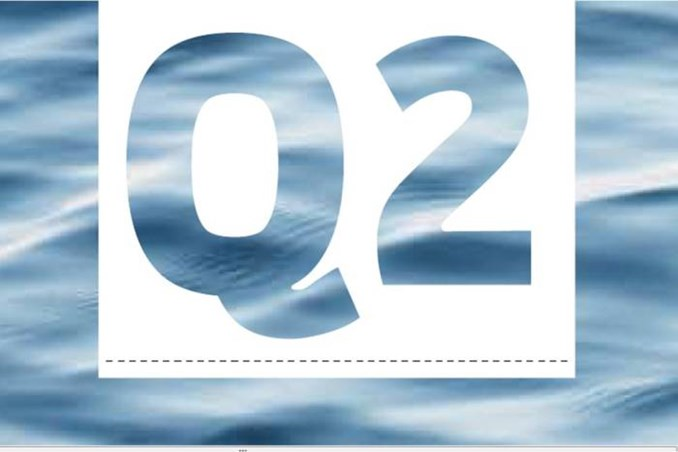 Logotype for Q2 2010
