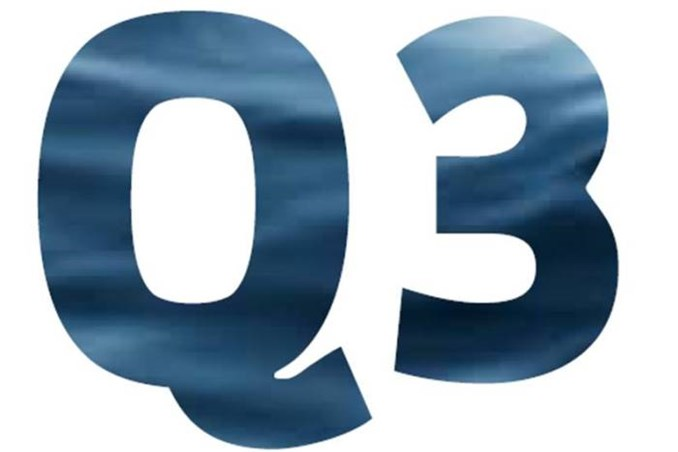 Logotype for Q3 2010