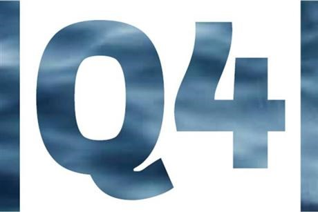Logotype for Q4 2010