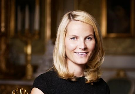 portrait Crown Princess Mette Marit