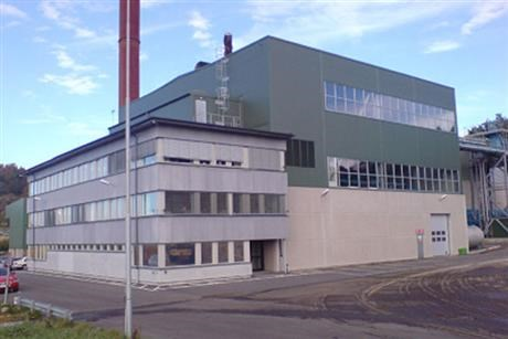 Production building in Kungsbacka.