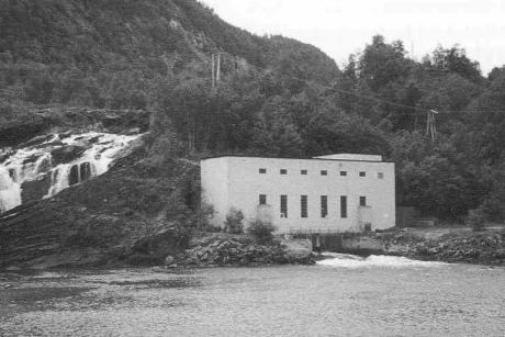 Sjofossen power plant
